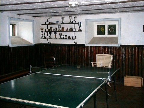 salle ping-pong